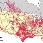 Pipelines of North America